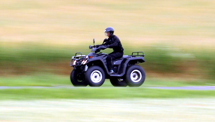 quad bike and ATV insurance