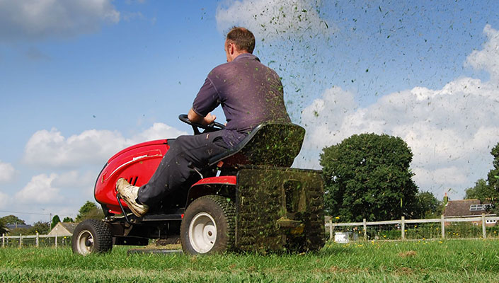 ride on mower and lawn tractor insurance