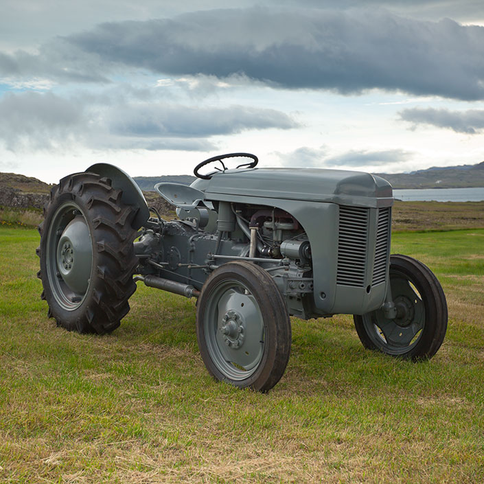 classic and vintage tractor insurance
